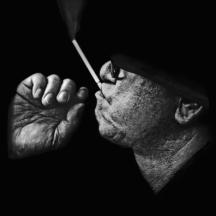 Náruživý kuřák / A passionate smoker