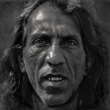 Indián / Red Indian man