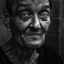 Stará dáma / Old lady