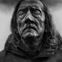Žebrající slepec / Portrait of a blind beggar